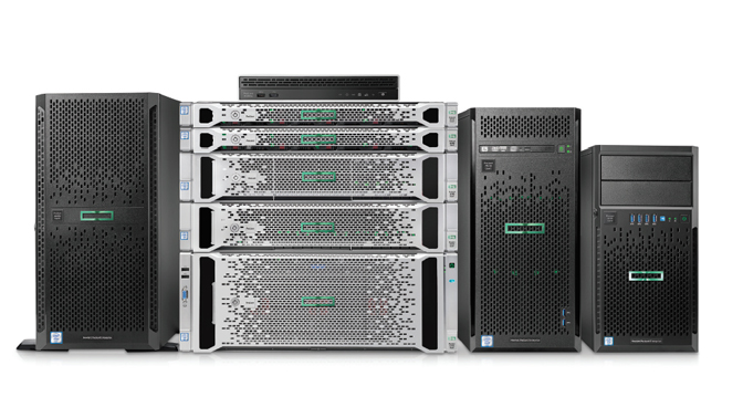 HPE Proliant pymes