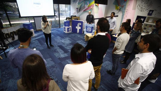 Facebook foro pymes