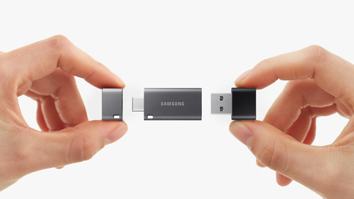 Samsung USB Titan Gray Plus 256GB